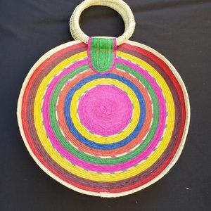 Beautiful eco friendly artisanal bag